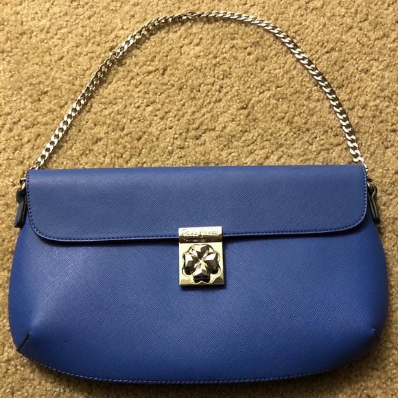 folli follie Handbags - Folli Follie LEATHER Bag with dust bag/BRAND-NEW